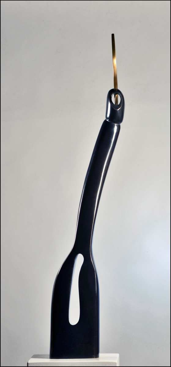 Libelula, Bronce, 73x15x13cm.