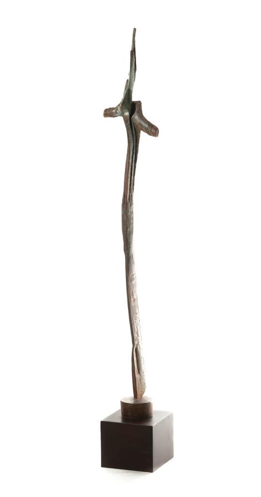 Vuelo imaginario (91x12x13 cm)