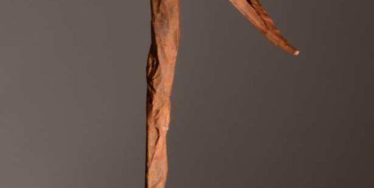 Metamorfosis IV, Bronce, 64x43x7cm.